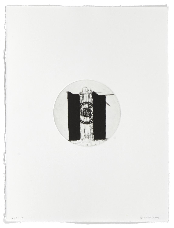 #97    2004 | 38 x 29 cm | Carborundum | 1 print