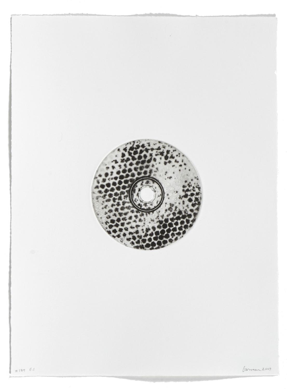 #184    2004 | 38 x 29 cm | Carborundum | 1 print