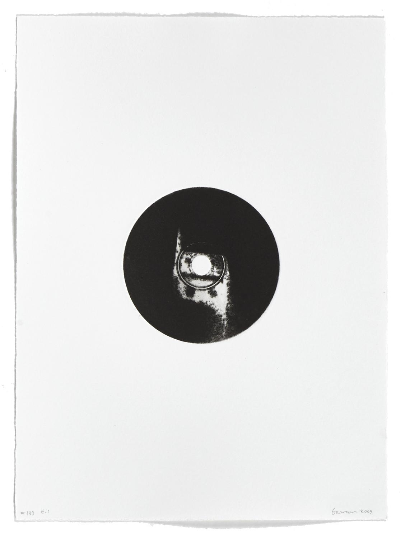 #189    2004 | 38 x 29 cm | Carborundum | 1 print