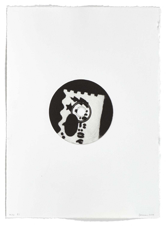 #109    2004 | 38 x 29 cm | Carborundum | 1 print