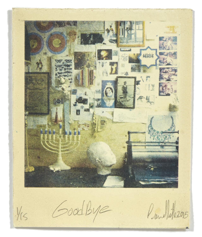 Goodbye    2015 | 13 x 15 cm | Photolithography | 15 prints