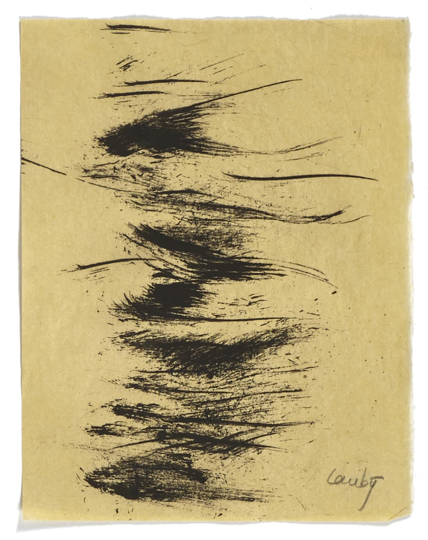 Untitled    2003 | 22 x 17 cm | Eau-forte | 25 prints