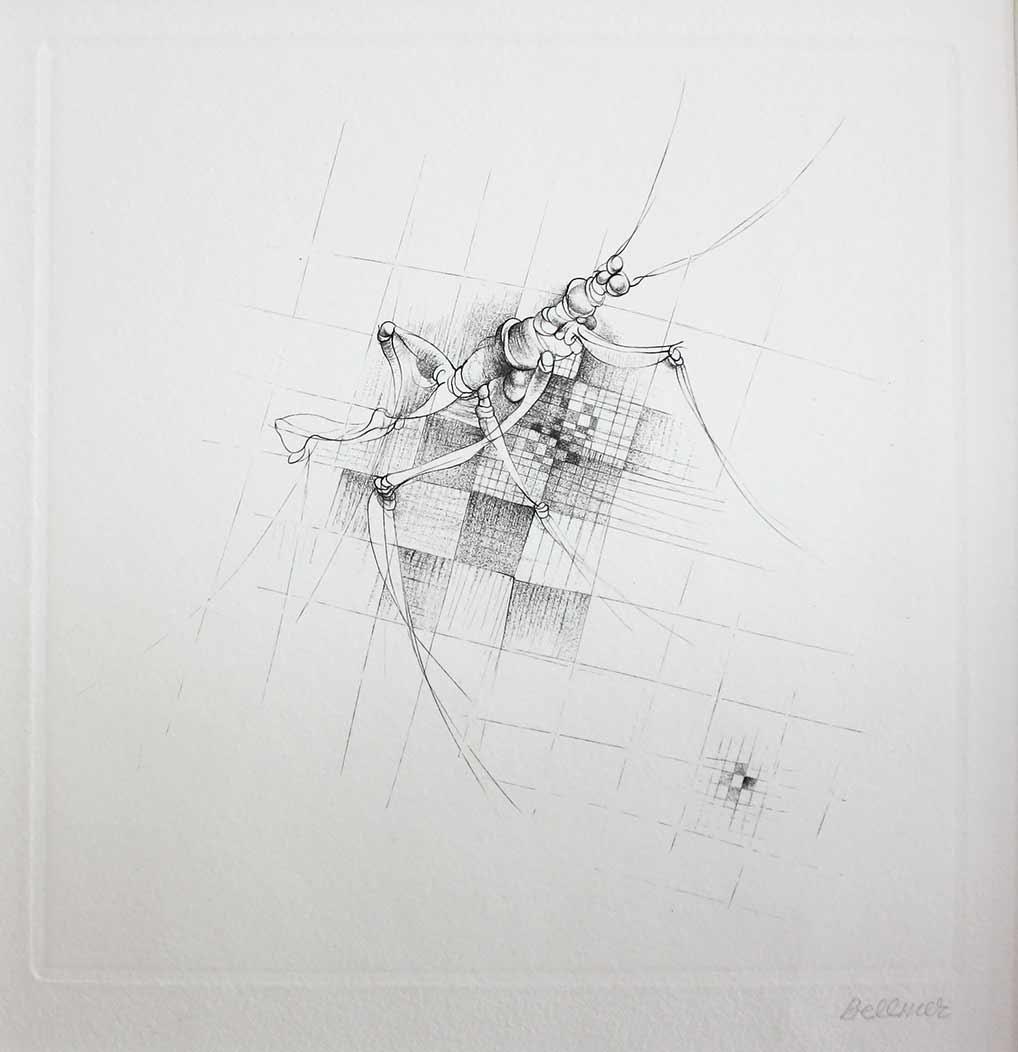 32 x 25 cm   Burin   Éditeur Georges Visat