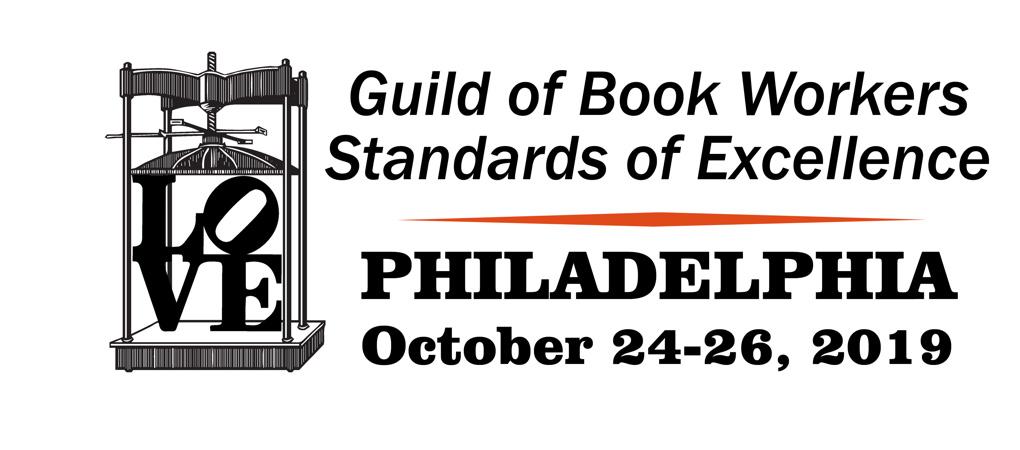 Pour plus information visiter le site web de la Guild of Book wookers -