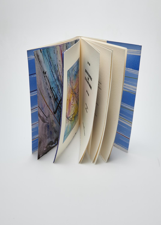 Quatre fois son portrait dans les États-Unis d'Amérique    Text by James Sacré and engraving by Julius Baltazar  2012 | 33 x 25 cm | engraving and typography | 30 prints | editor Wequetequock Cove