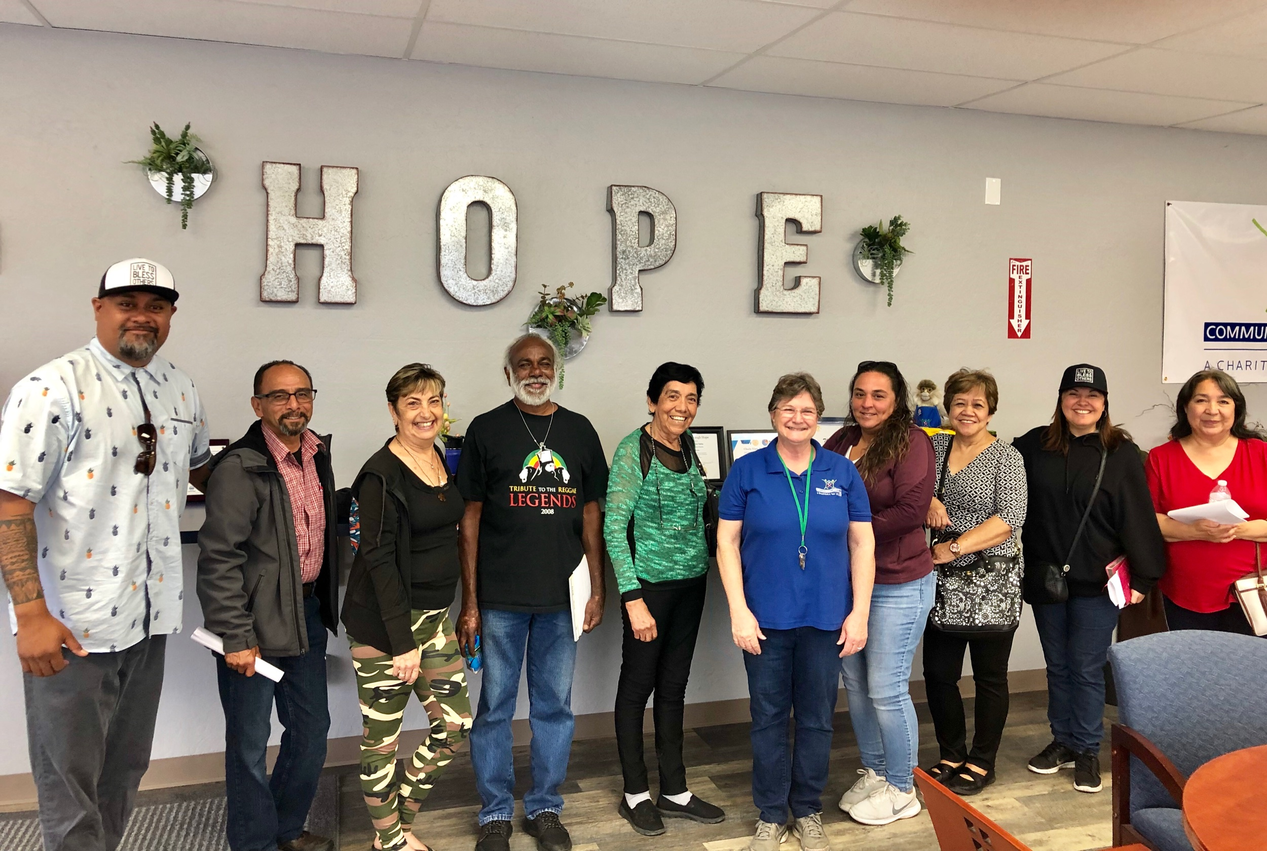 South Bay SDA Partnering with Community Through Hope