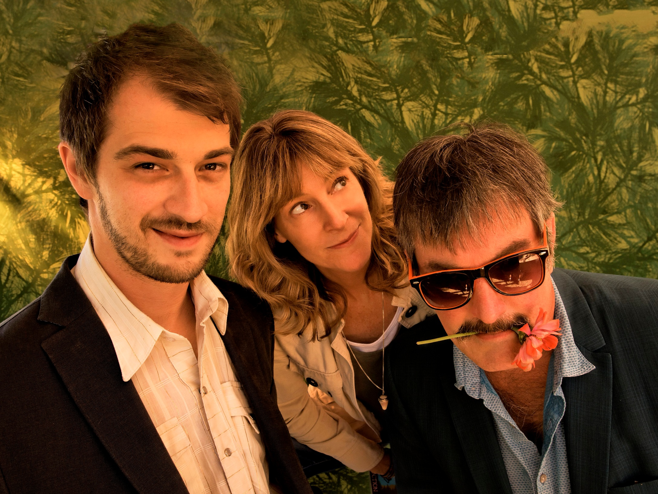 The Larry Keel Experience -