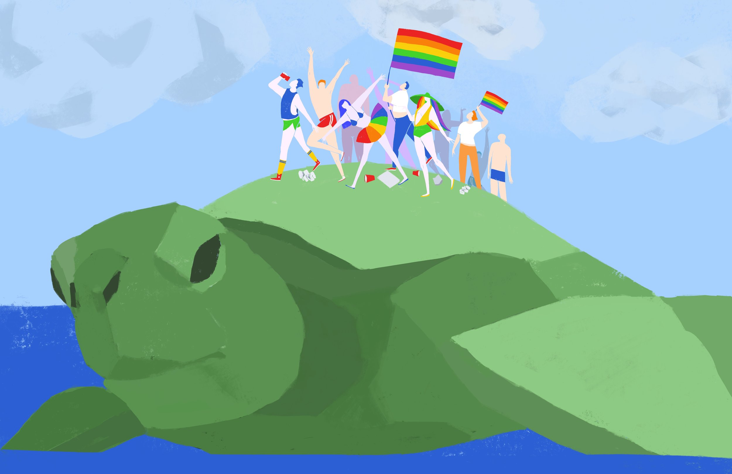 To Move Pride Forward, We Need Indigenous Leadership and Acknowledgment of Turtle Island