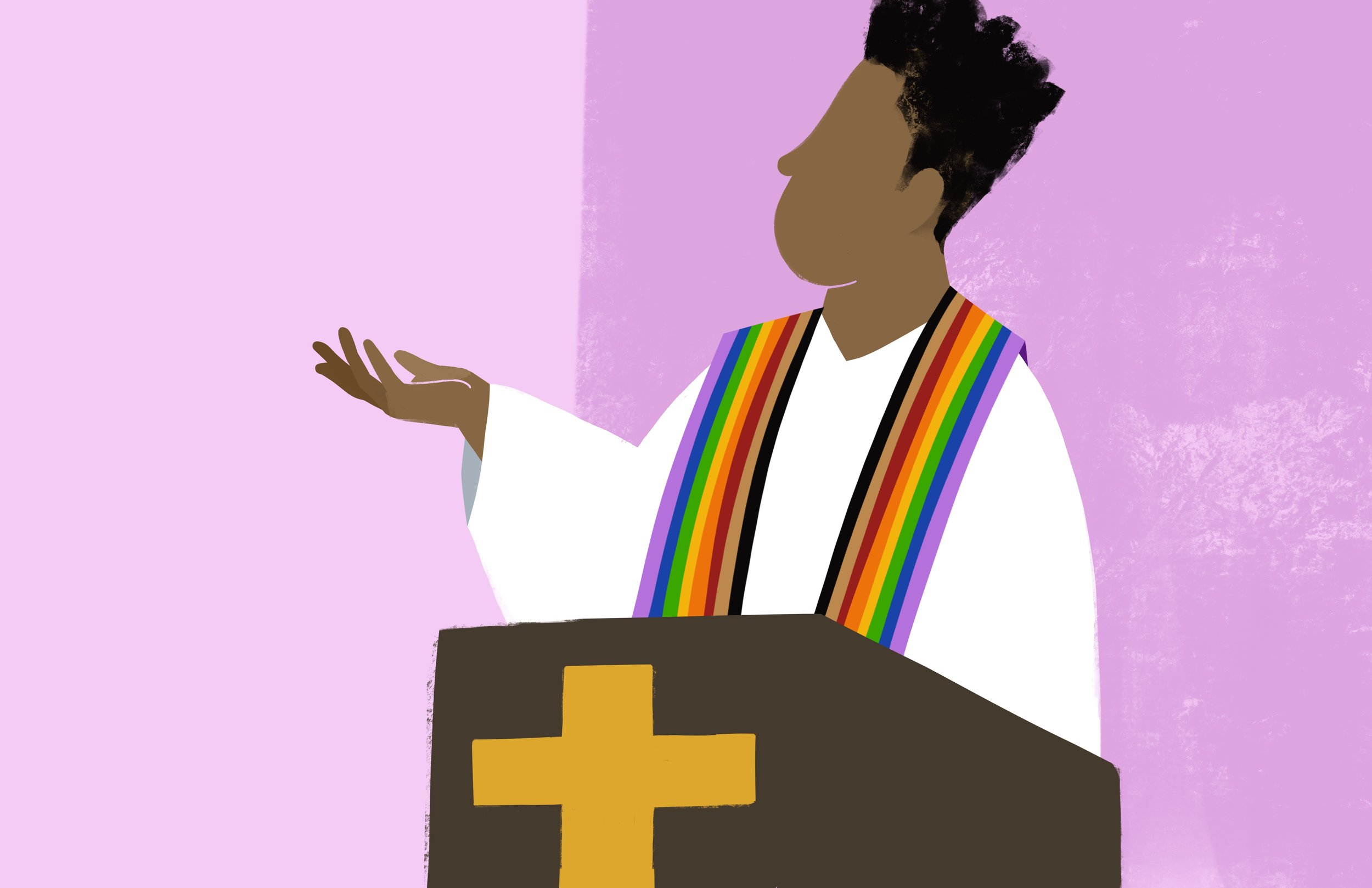 Pride and the Black Church: An Outcry from the Mountaintop