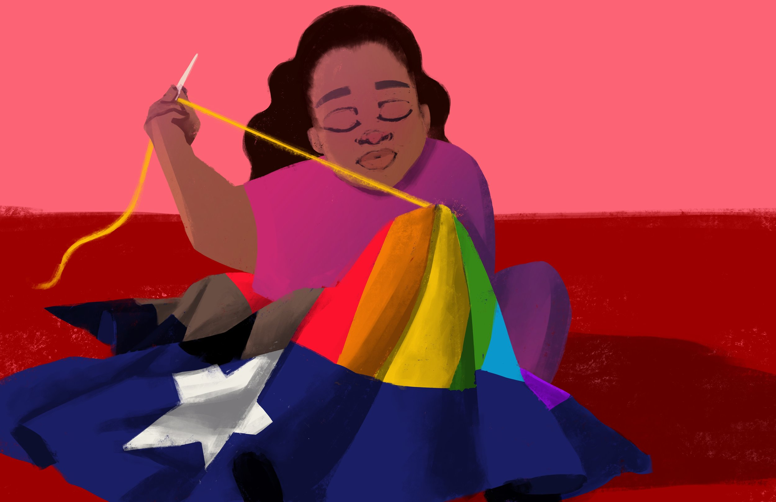 QTPOC Are Working Hard for Change in Texas. Our Lives Are Not Punchlines for Clicks