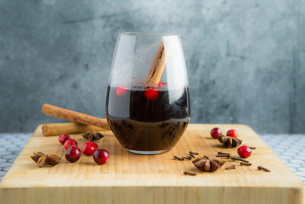 Mulled Wine Cocktail Recipe