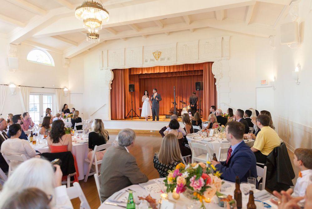 The Thursday Club Spring Brunch Wedding