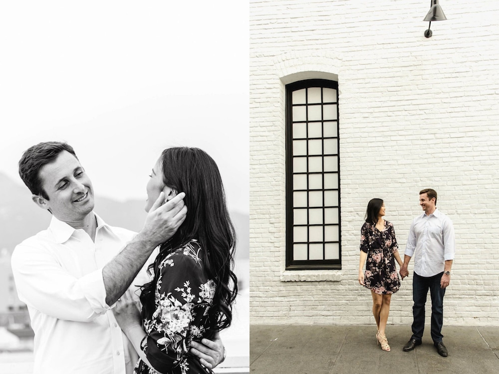 Los Angeles Engagement Shoot