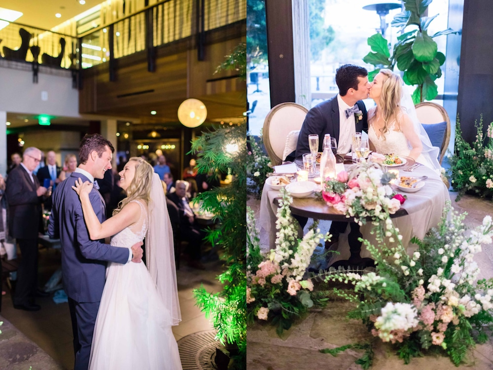 Green Acre San Diego Wedding