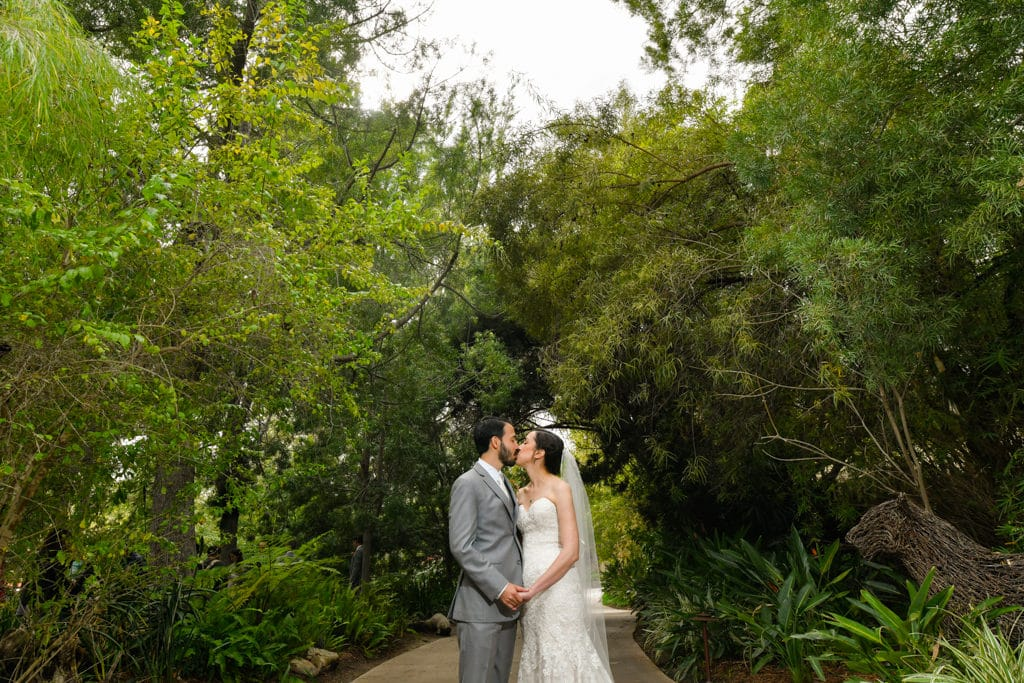 San Diego Zoo Safari Park Wedding