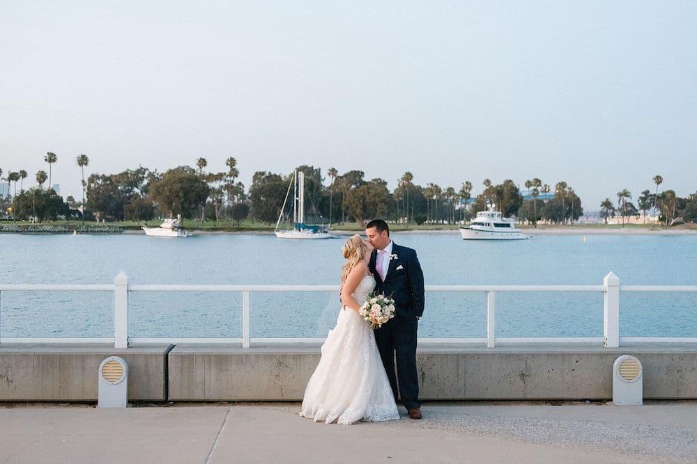 San Diego Coronado Beach Wedding