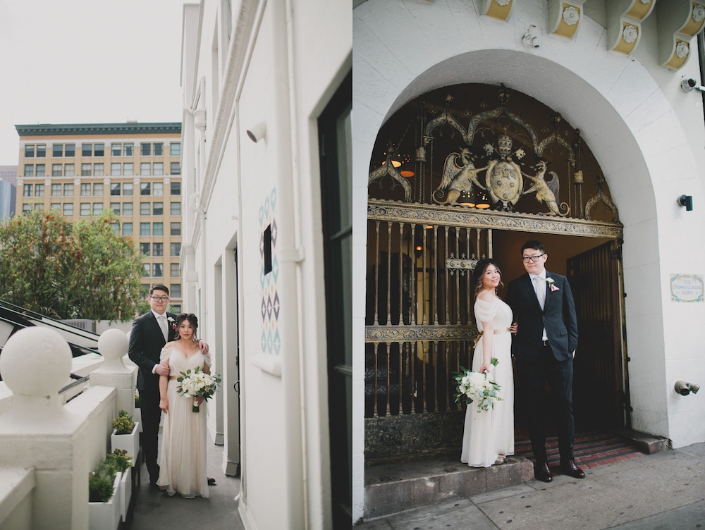 Redbird LA Wedding