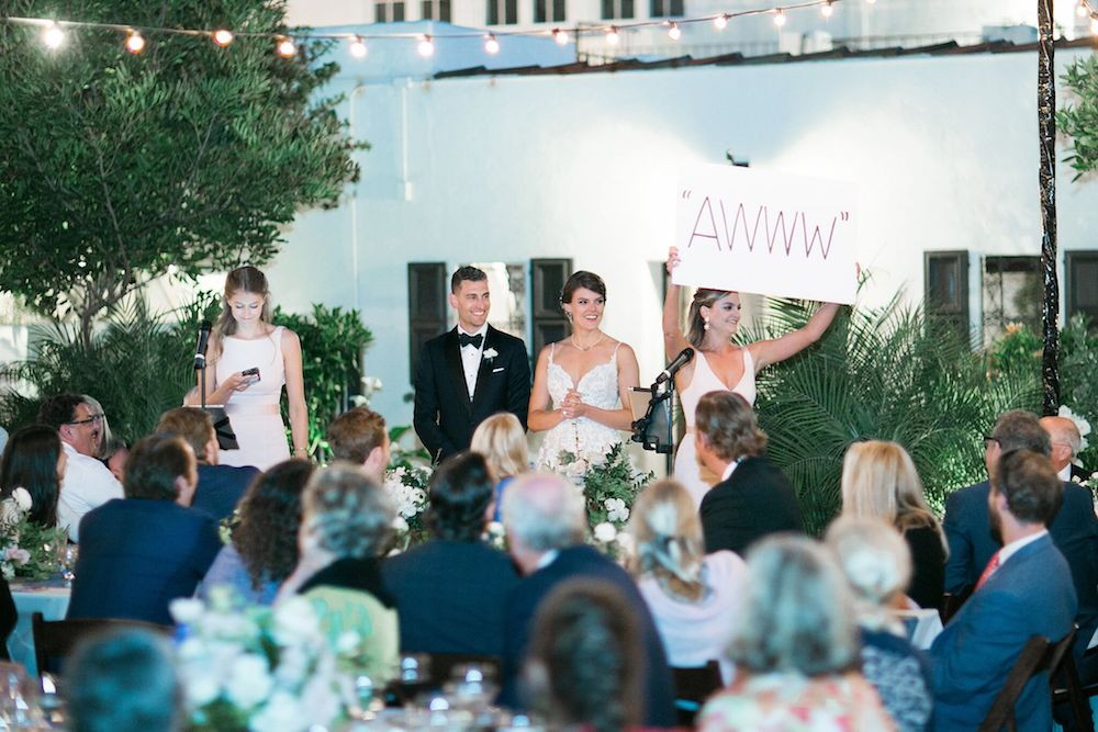 Darlington House La Jolla Wedding
