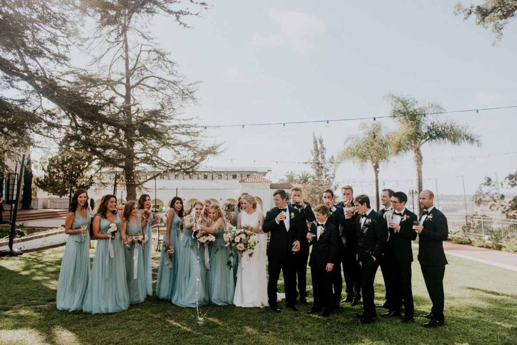 Gifts for your wedding party