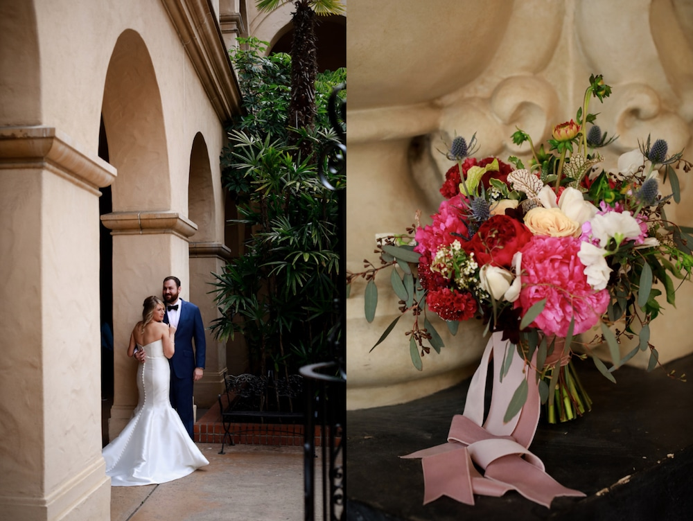 Museum of Photographic Arts San Diego Wedding