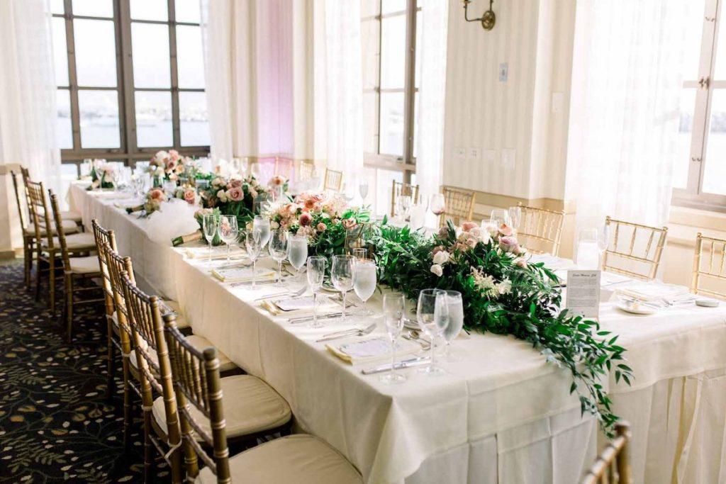 The Portofino Hotel & Marina Wedding