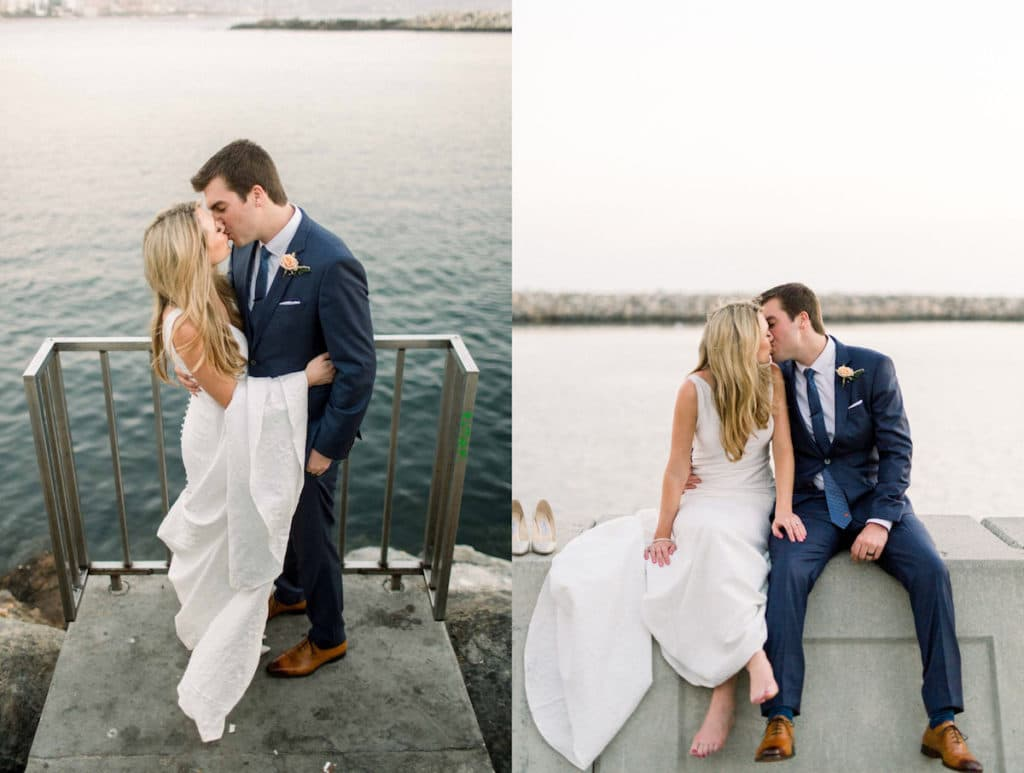 The Portofino Hotel & Marina Wedding