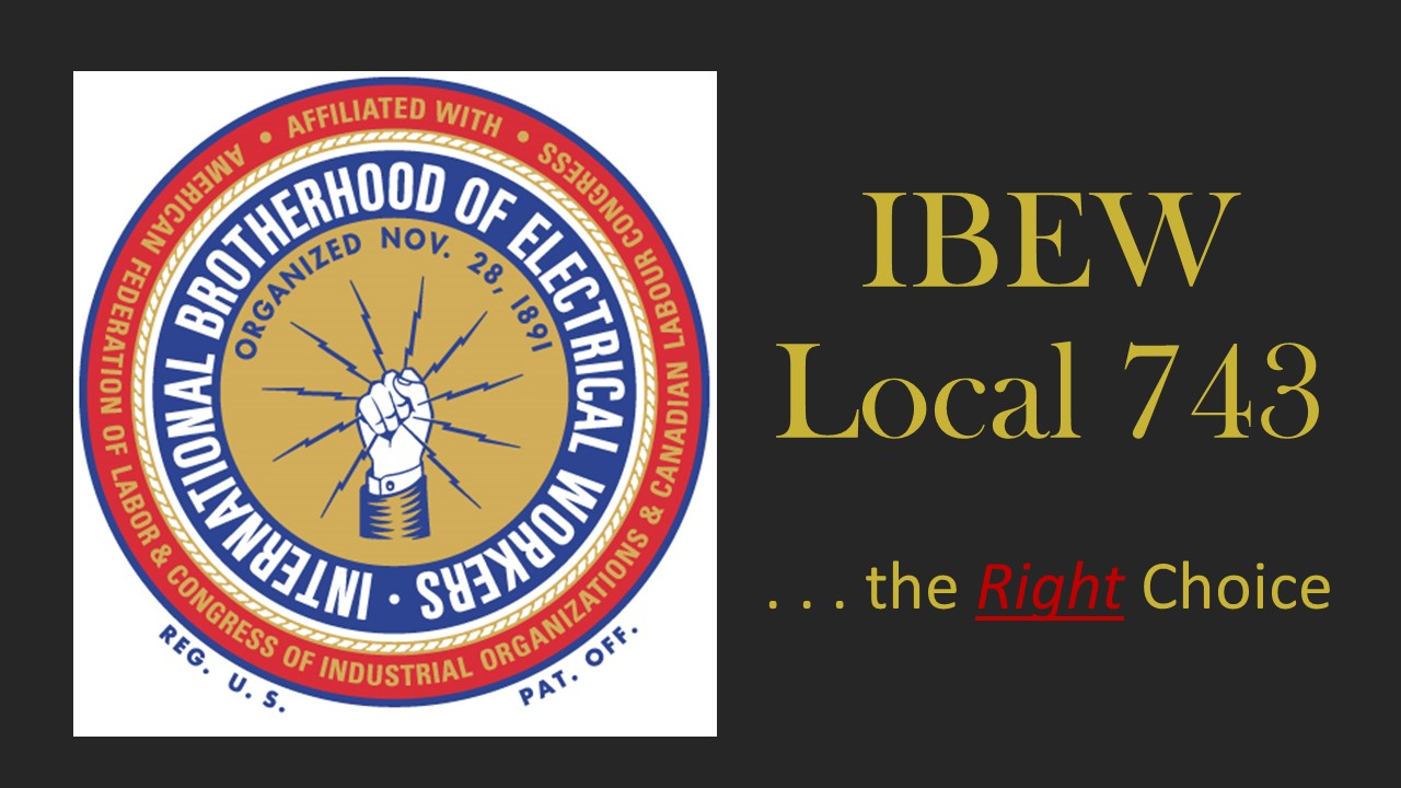International Brotherhood of Electrical Workers Local 743