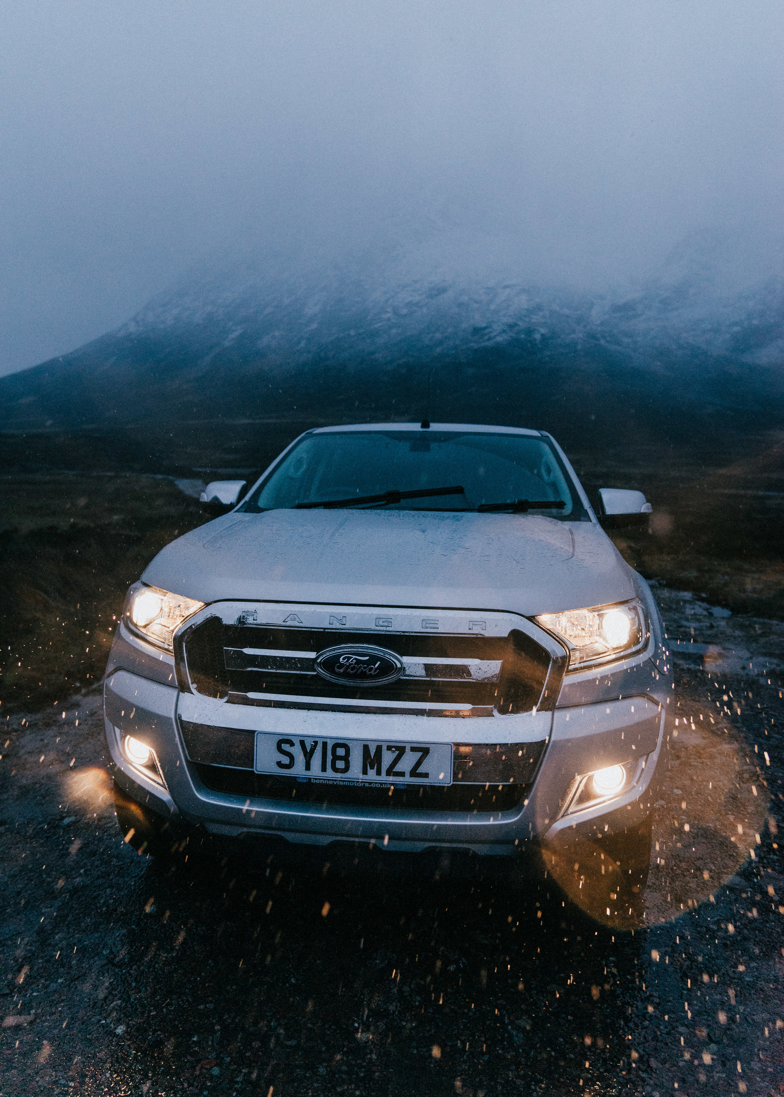 Ford Ranger Rainy Glencoe (1 of 1).jpg