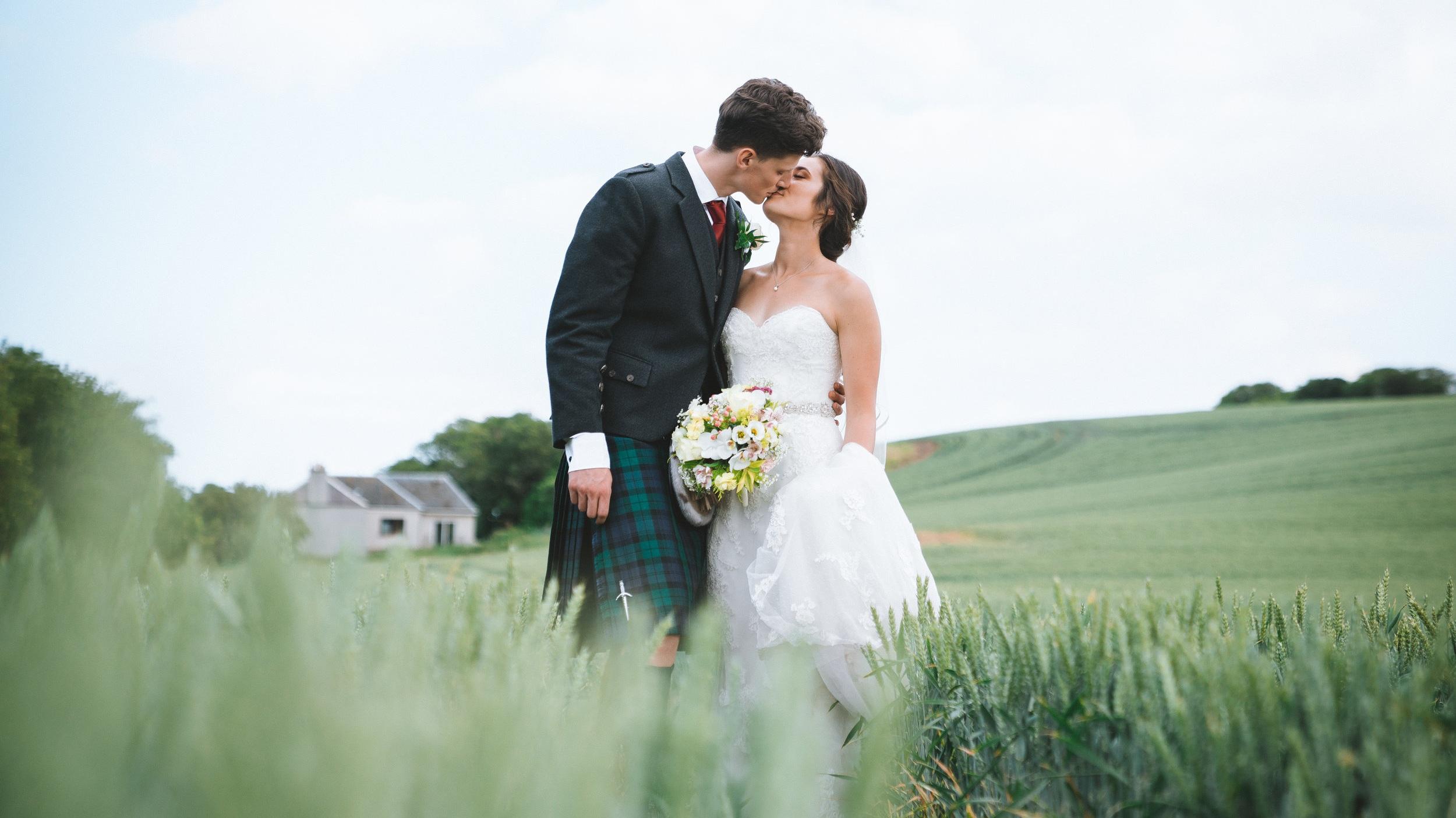 Sean & Priscilla - Wedding in the heart of edinburgh
