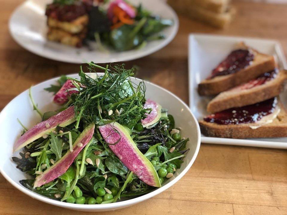 Spring Salad — BirchTree Bread Company