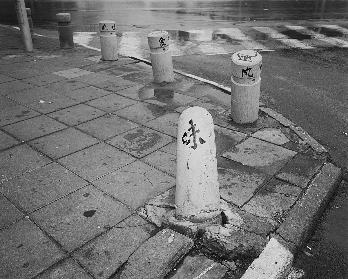 March 4, 2001, Herzl St., Netanya. Photographed: January 2004