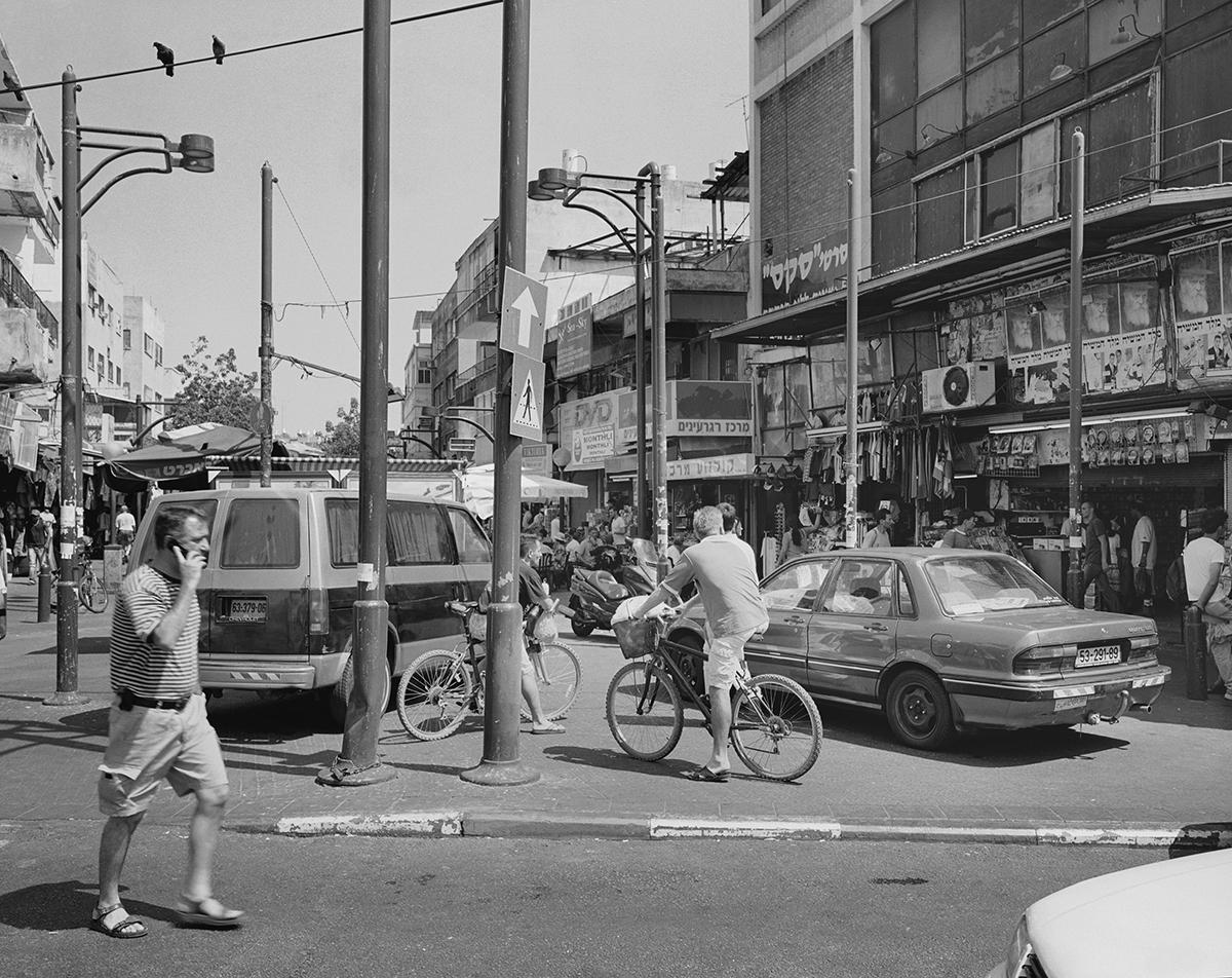 July 17, 2002, Neve Shaanan Street, Tel Aviv. Photographed: July 2004