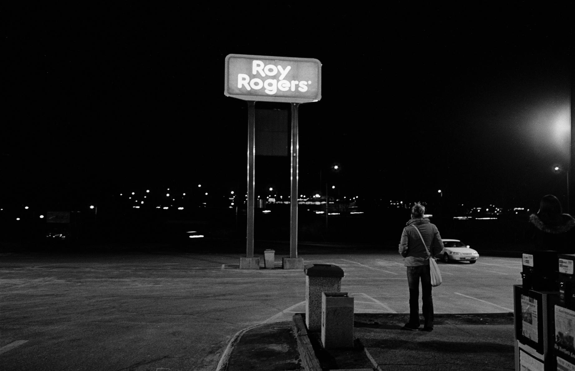 Roy Rogers, CT, 2005