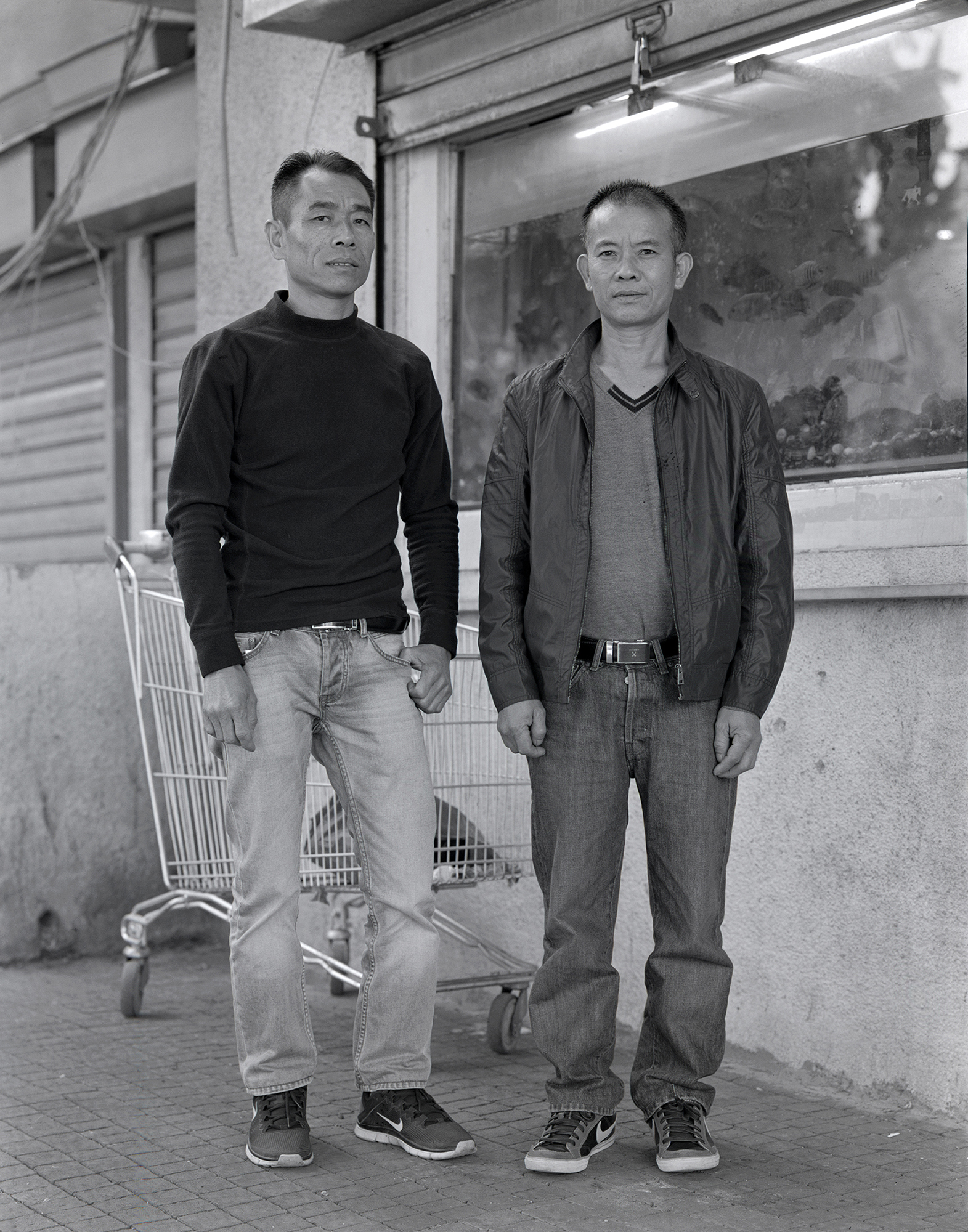 C. and Q. (China), Neve Sha'anan, 2014
