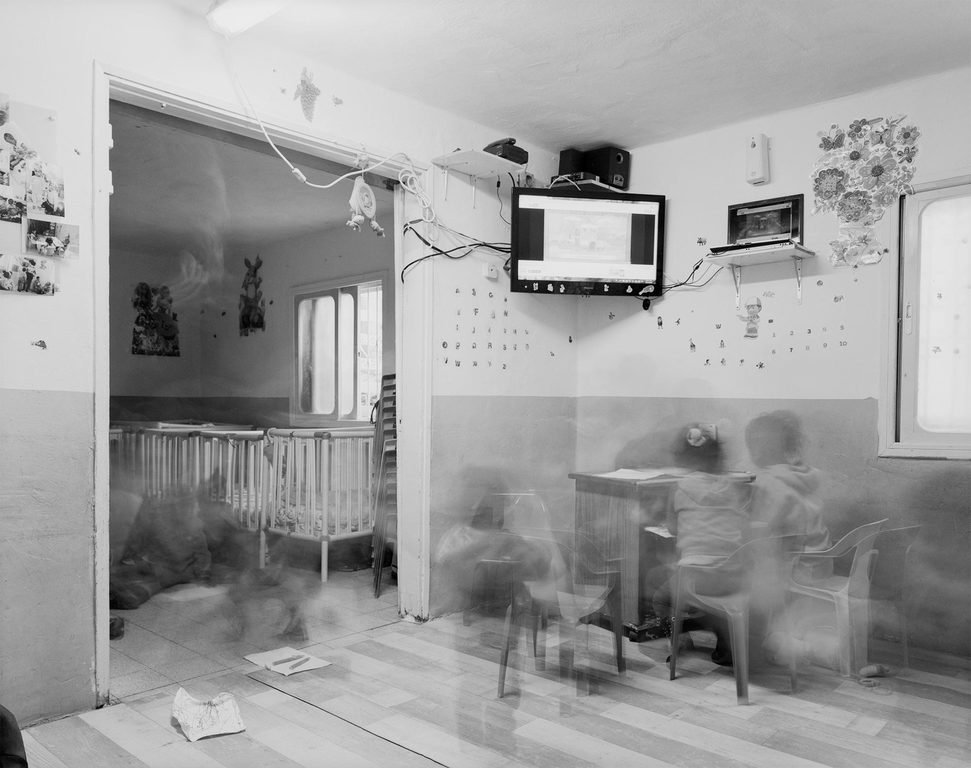 G. living room (Daytime). Neve Sha'anan. Tel Aviv 2015