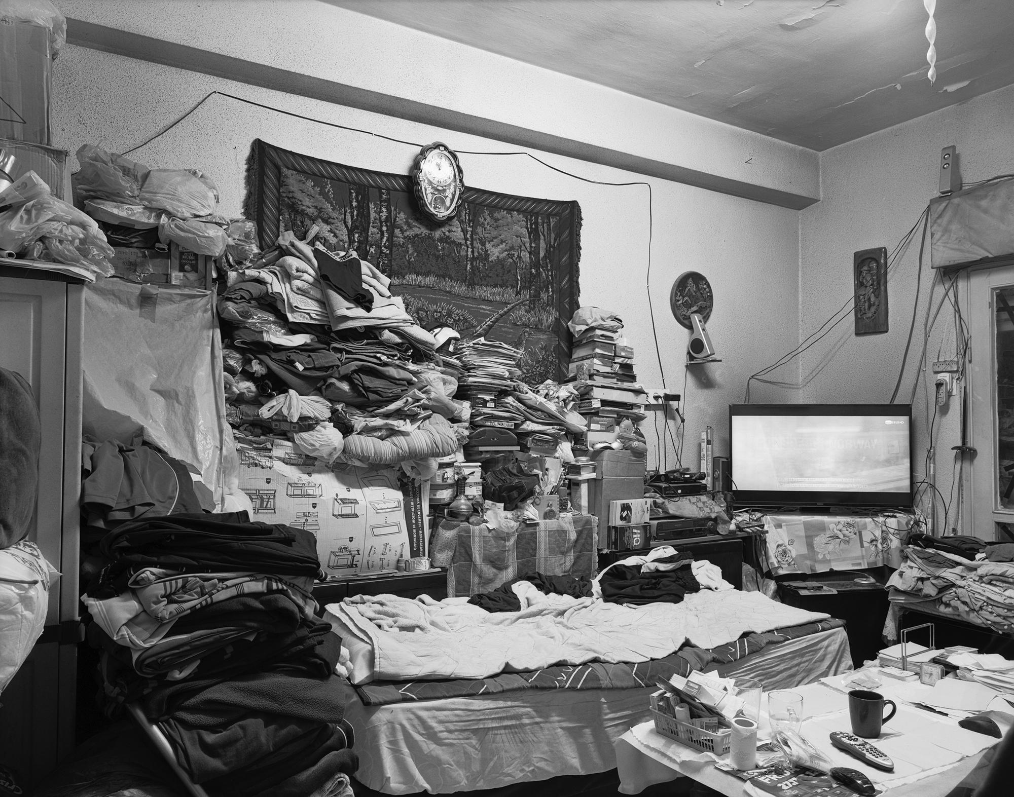 S. living room. Neve Sha'anan. 2015