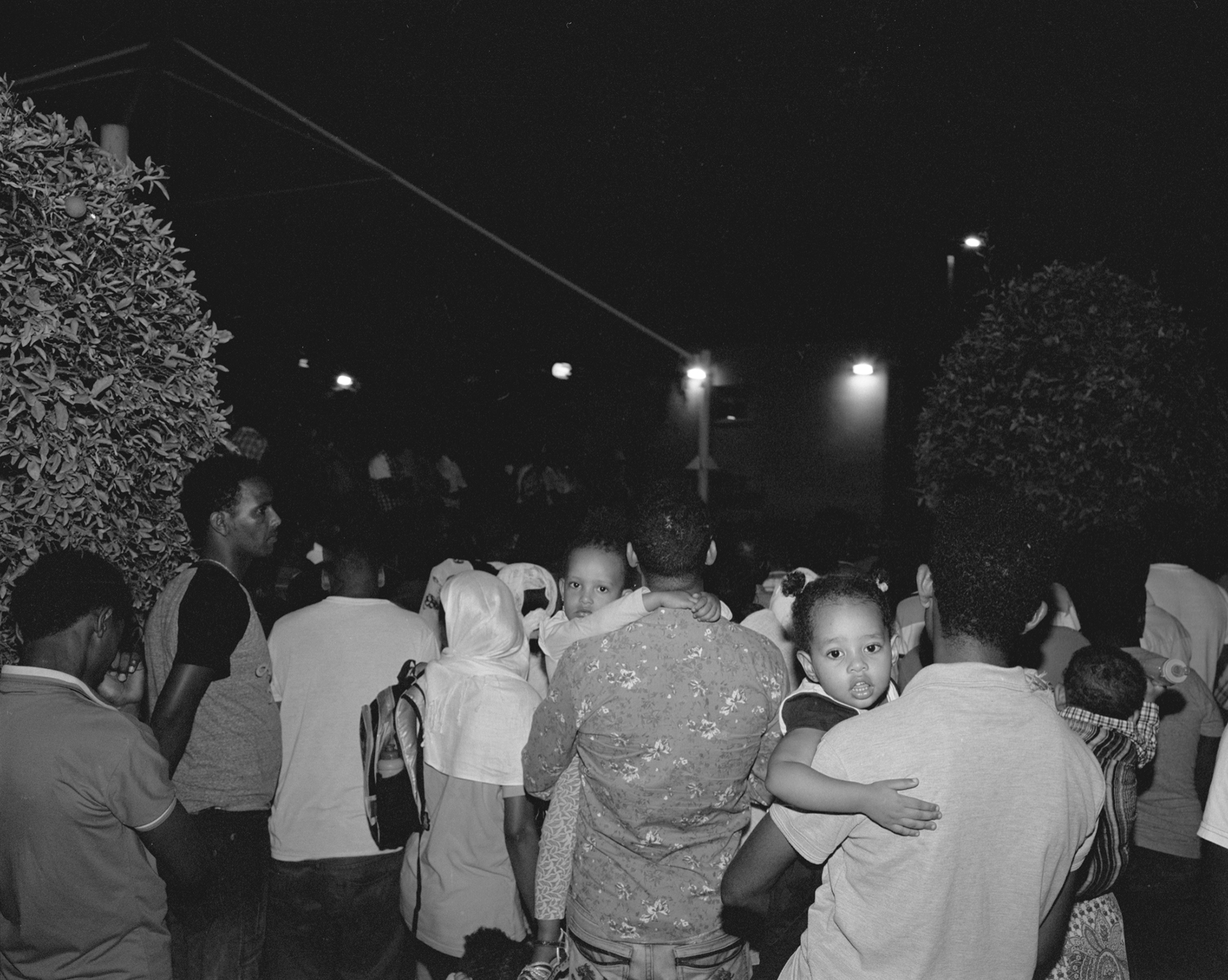 Civil Rights demonstration, Neve Sha'anan 2016