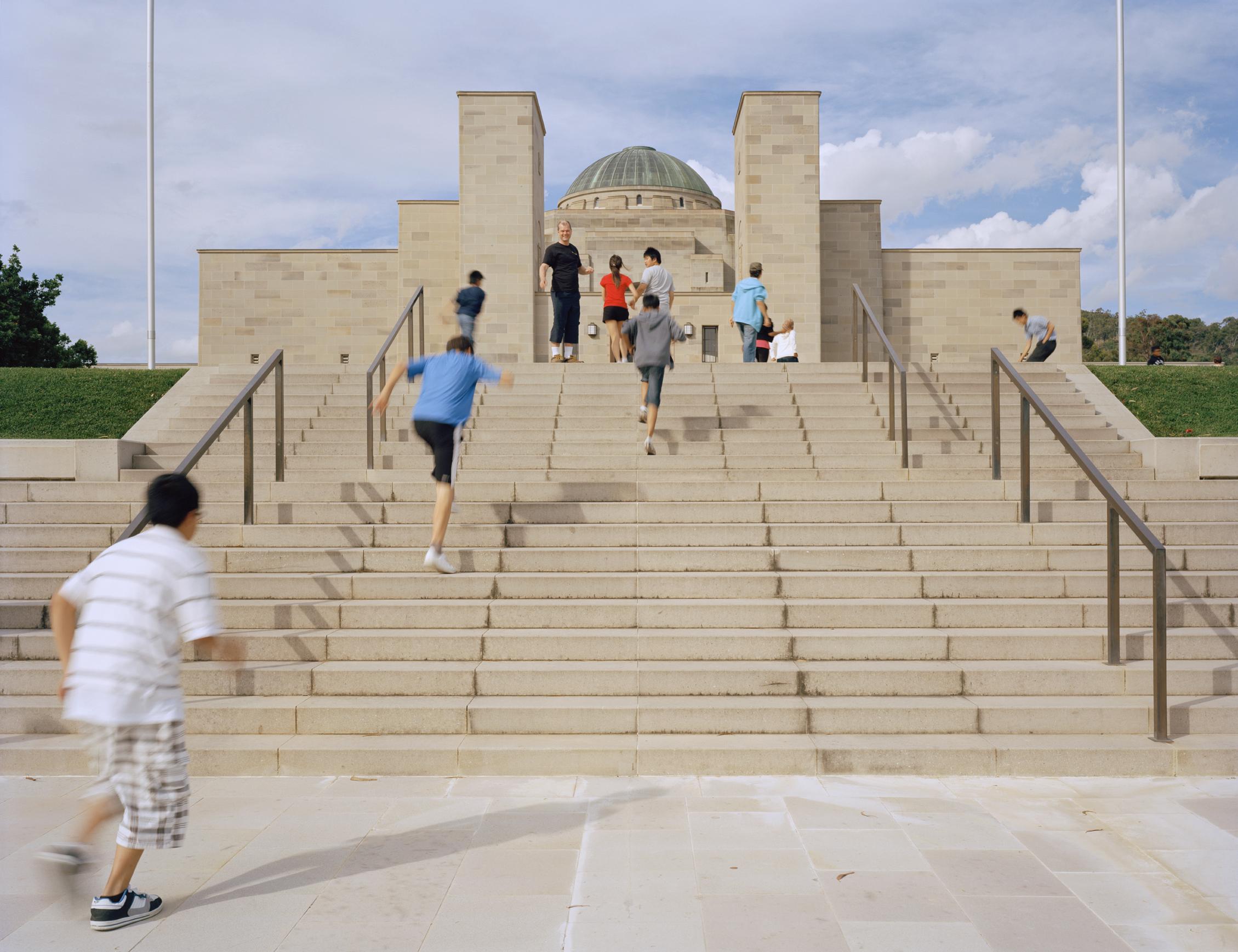 Anzac Memorial. Canberra, Australia