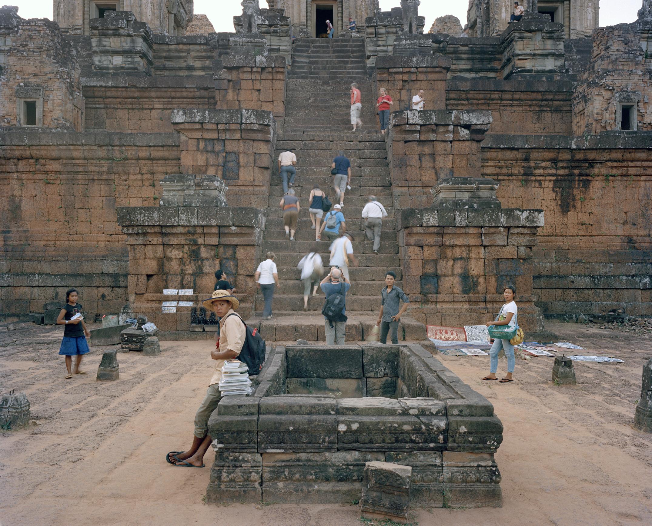Angkor Thom. Siem Reap, Cambodia