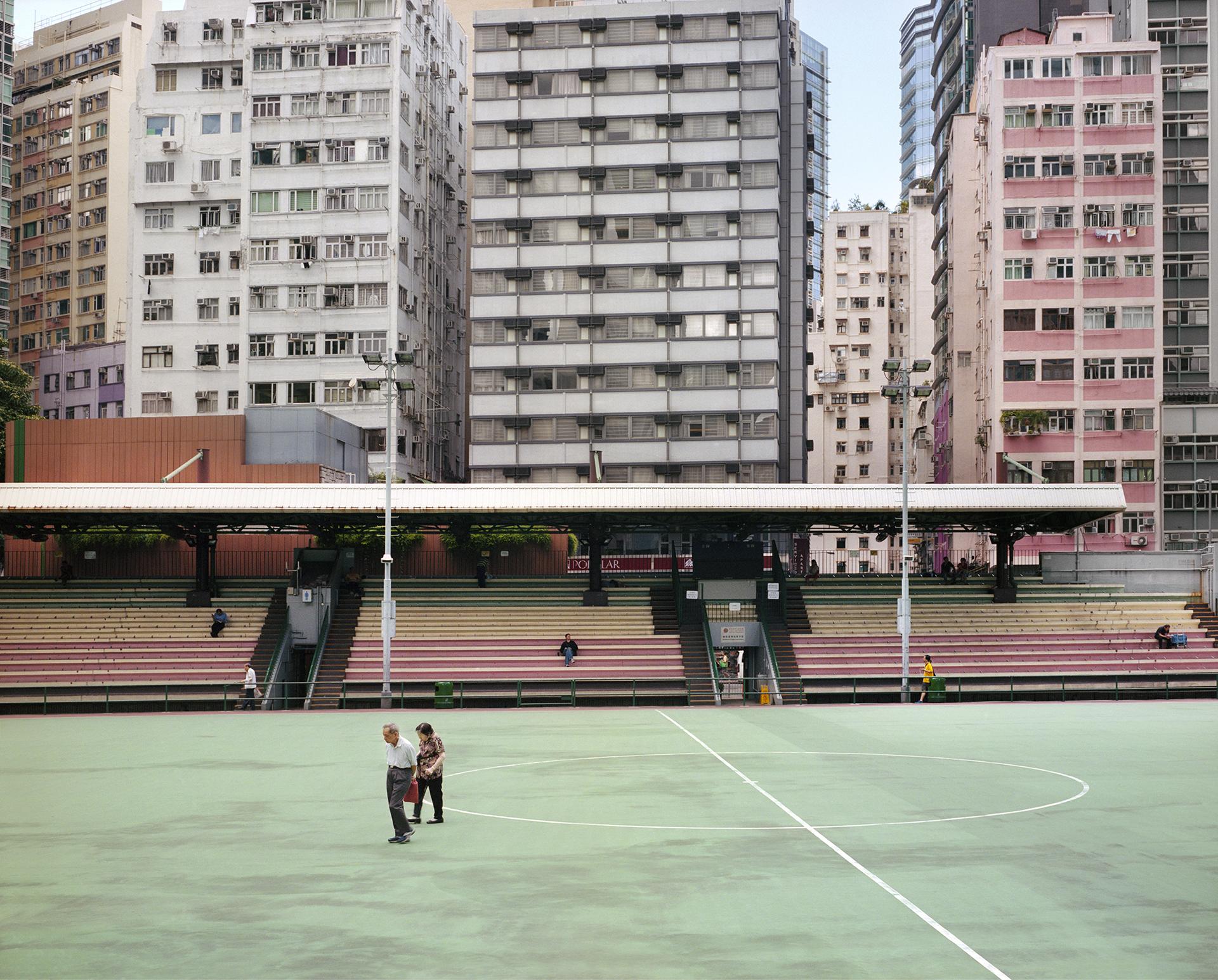 Wan chai sports ground, Hong Kong 2012