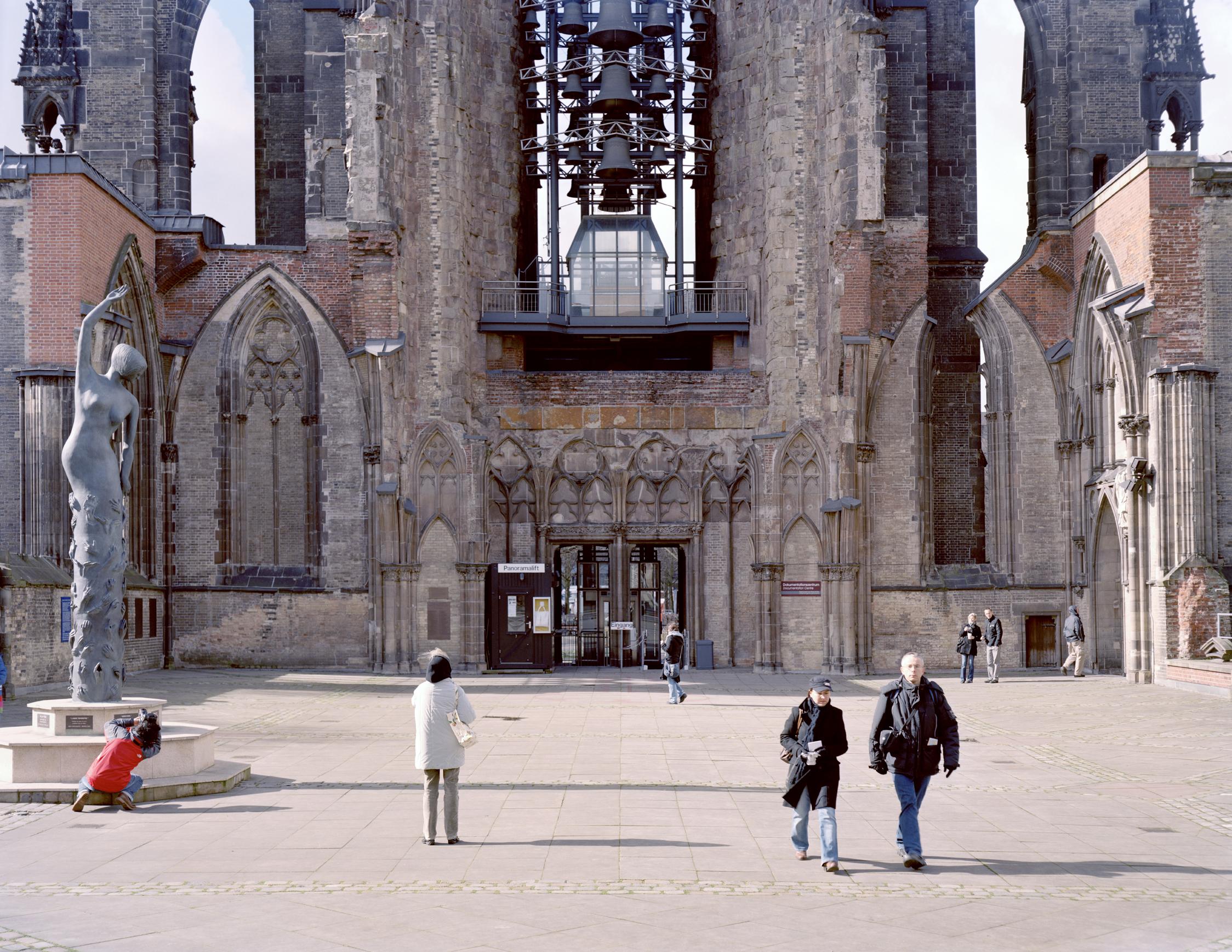 St.-Nikolai-Kirche. Hamburg, Germany