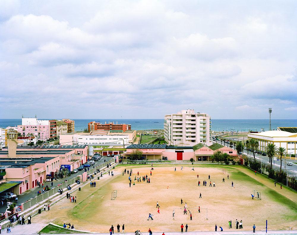 La Línea , Spain. 2008