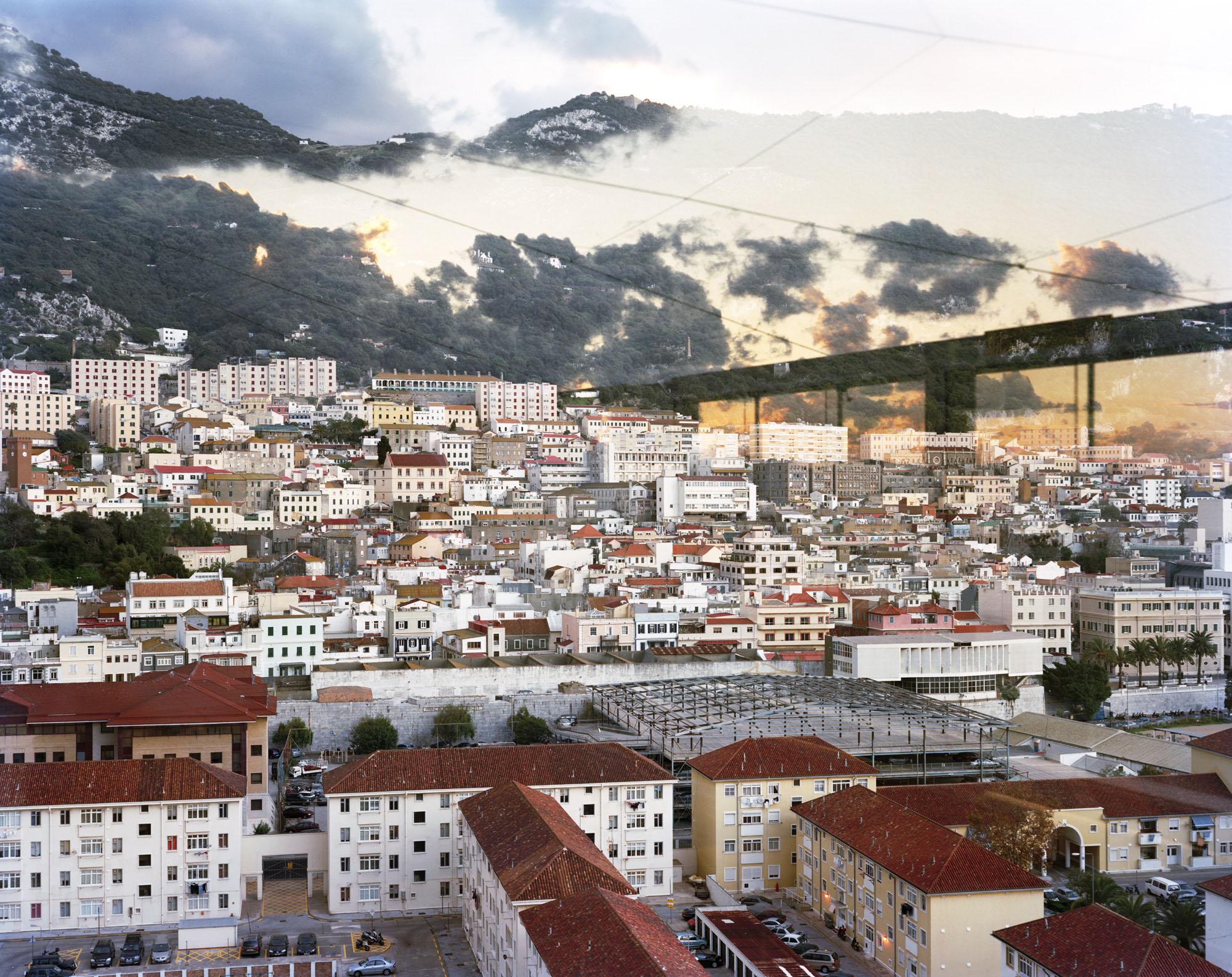 Gibraltar Sunset, 2008