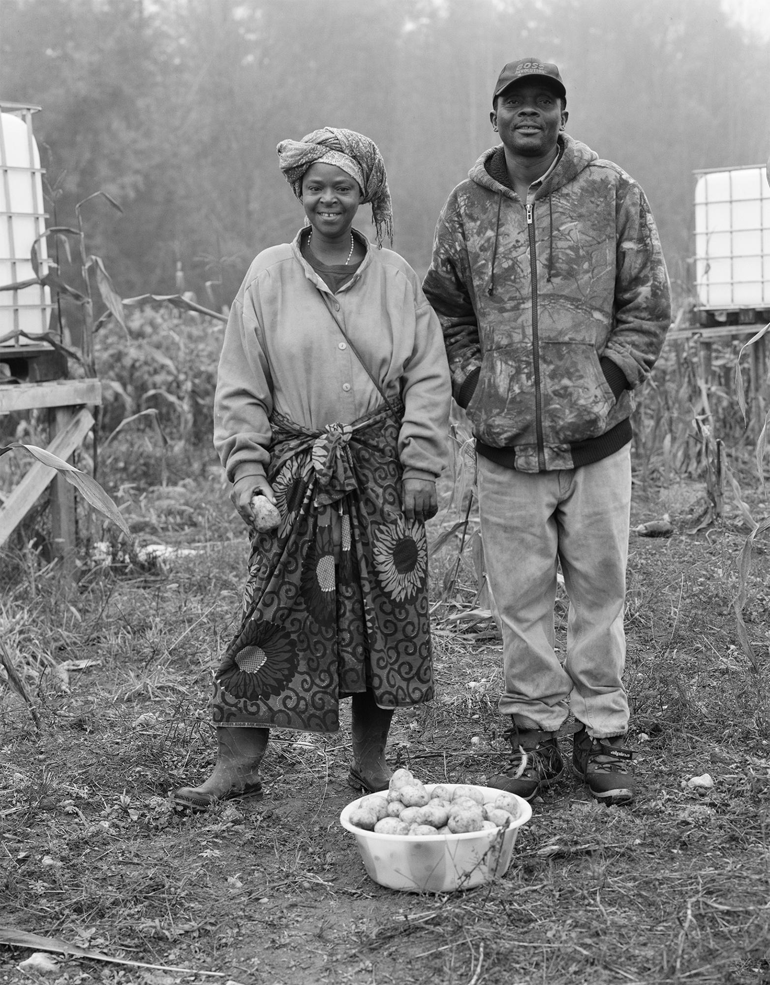 Jeanette and Peter (Rawanda) 2018