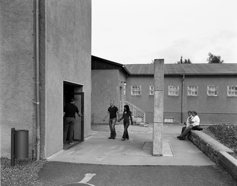 Buchenwald SS Headquarters2007