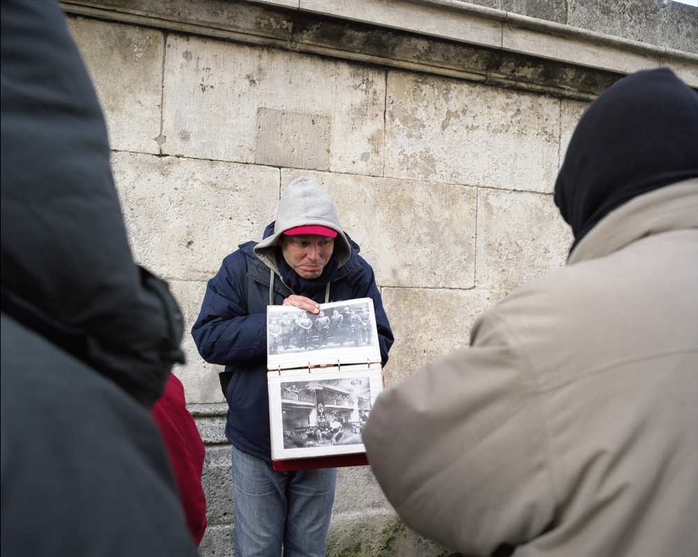 Guide w-pictures. Site of the Nazi Putsch-Munich 2007