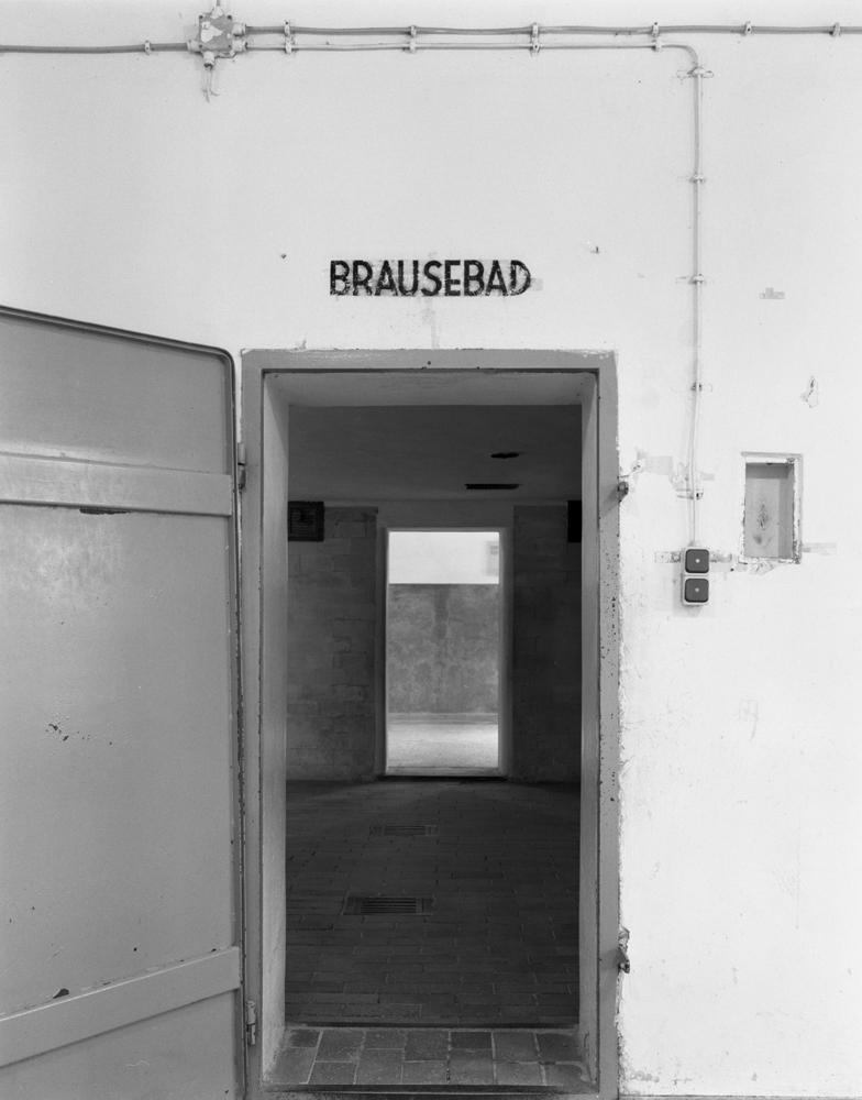 """Dachau """"Brausebad"""" 2007"""