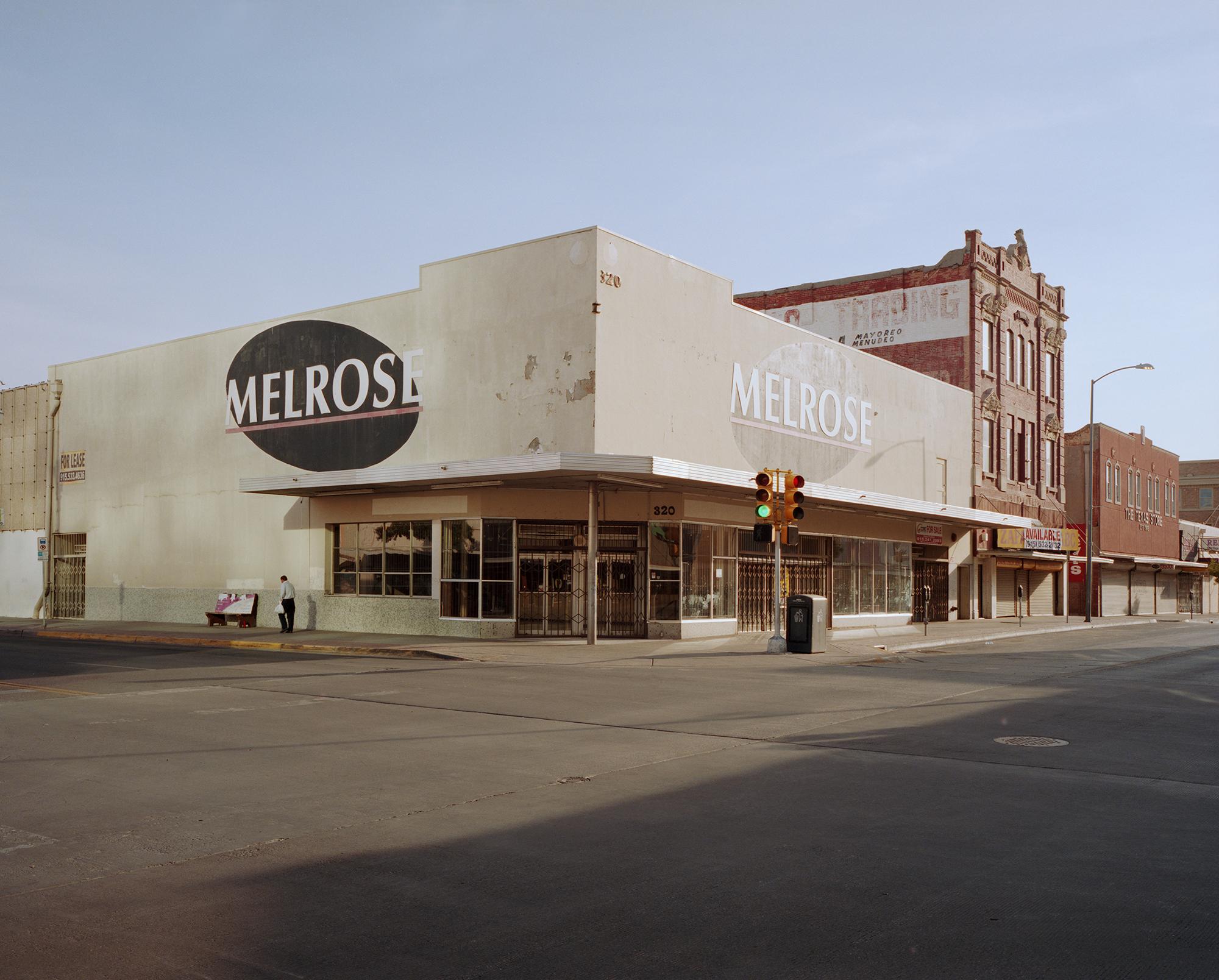 Melrose, El Paso, TX