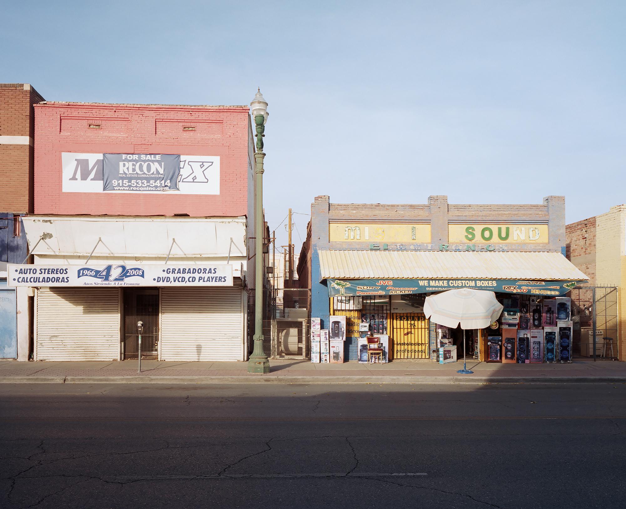 Mi i Sound. El Paso, TX