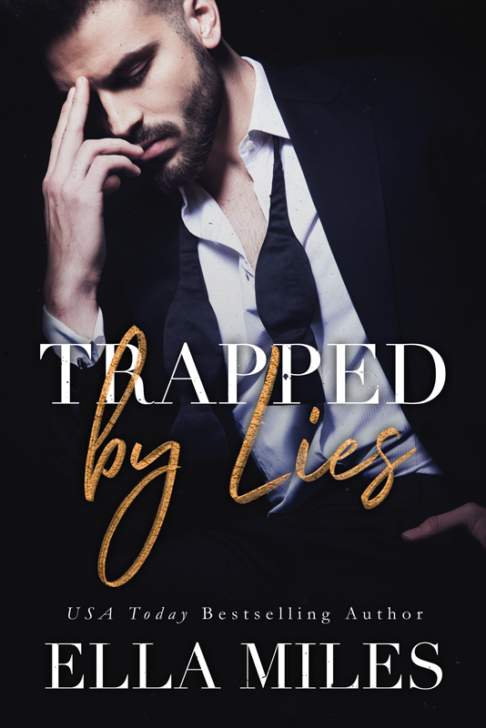 Trapped by LIes (Book #3) - My life is nothing but lies.   And turns out, Enzo wasn't the only one who lied to me.   I don't know who to trust anymore.   But my future relies on determining the truth from the lies.   I've tried to escape.   But somehow I'm more trapped than ever.   And I'm more his than I ever thought possible.